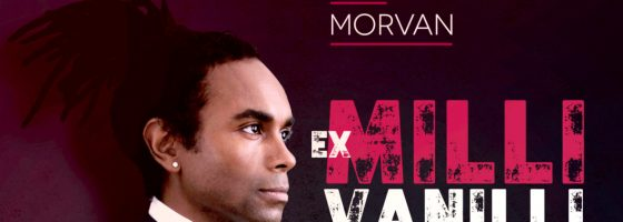 Fab Morvan (ex Milli Vanilli) with LIVE BAND