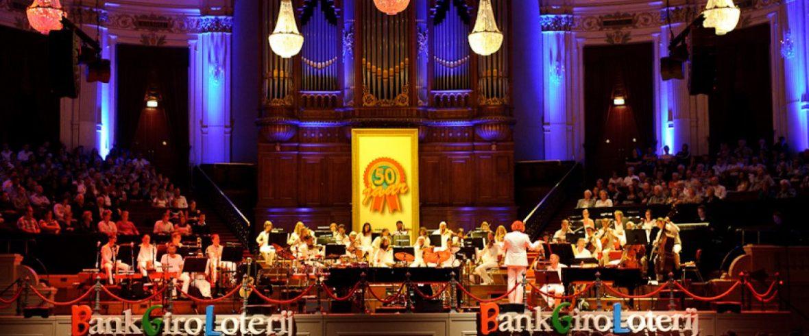 Concert organiseren in het Concertgebouw, stadion, of in uw eigen gebouw?
