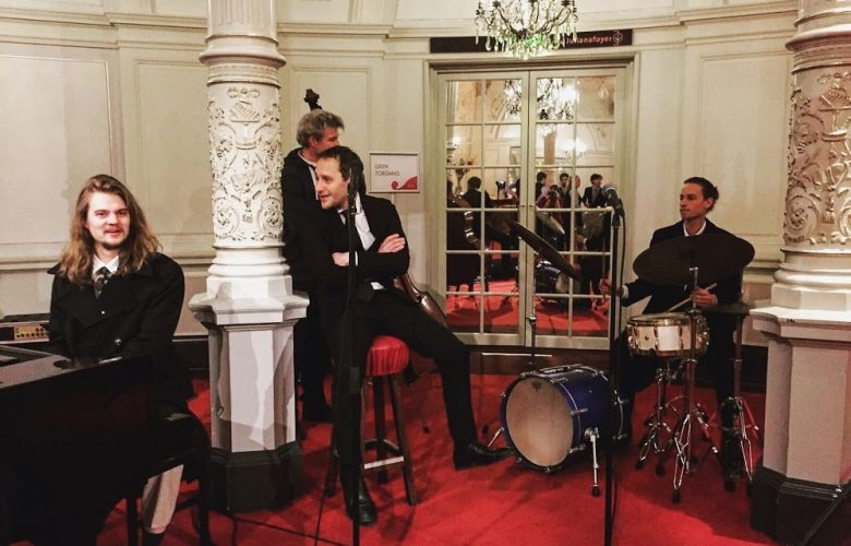 Great Gatsby en iconen uit de jazz en soul