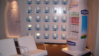 Danone actimel - Product introductie