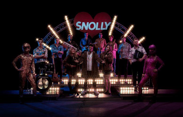 Persfoto Disco Snolly