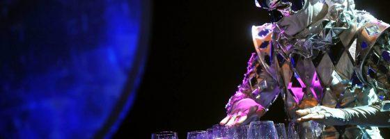Goddes Of Cristal Glass boeken BURO2010