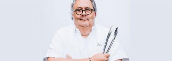 Julius Jaspers: Allround topchef en culinair presentator en schrijver