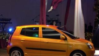 Kia - Kia Picanto auto introductie