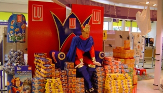 LU United Biscuits - Retailactie