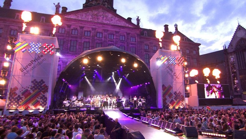 New Amsterdam Orchestra gaypride
