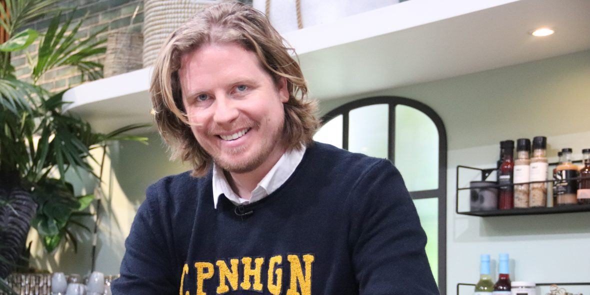 Pieter Kok - Culinair professional met radio roots!
