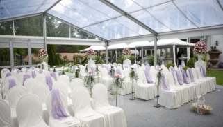 Private Glamour Wedding