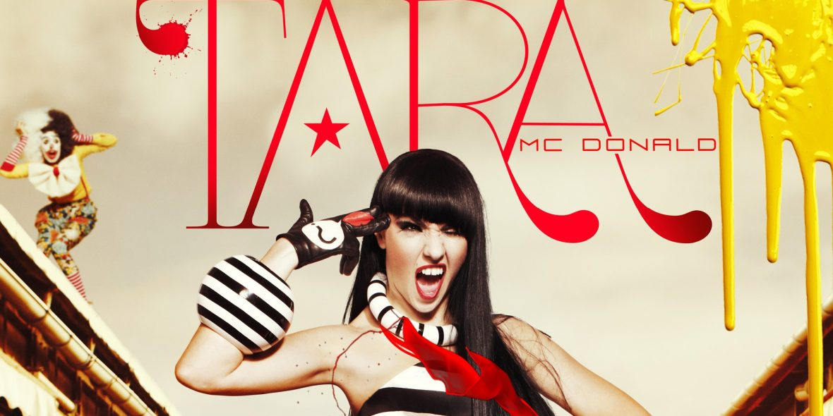 Tara McDonald - international DJ voice