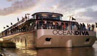Verwelius - Feest op schip Ocean Diva