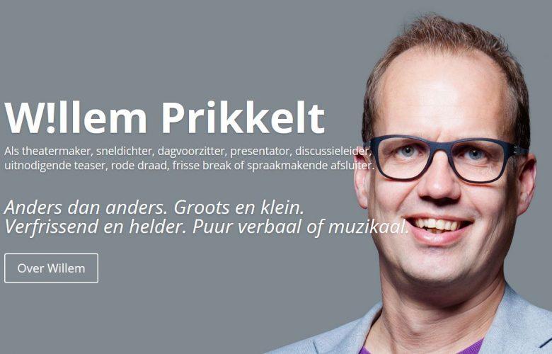 Willem Gunneman - rap van de tong!